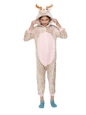 Reindeer Jumpsuit Costume for Kids