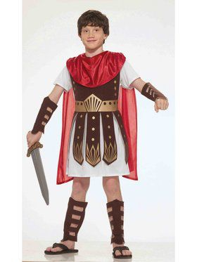 Child Roman Warrior Costume Classic