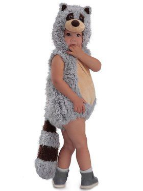 Ryder the Raccoon Child Costume