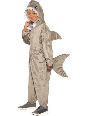 Shark Child Jumpsuit