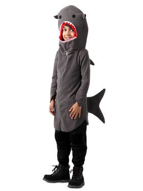 Shredder The Shark Costume For Kids