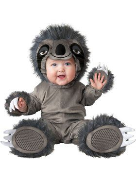 Cute Childs Sloth Costume