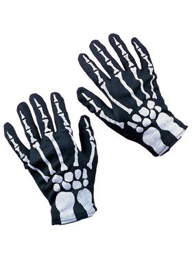 Children's Skeleton Gloves
