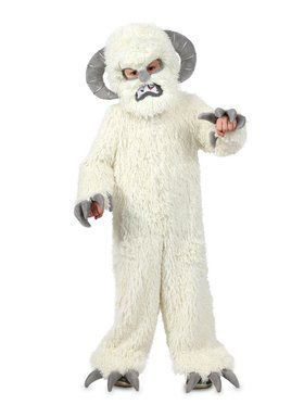 Star Wars Premium Wampa Child Costume
