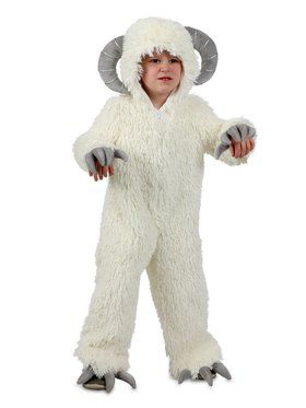 Child Star Wars Toddler Wampa Costume