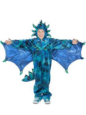 Sully the Dragon Child Costume