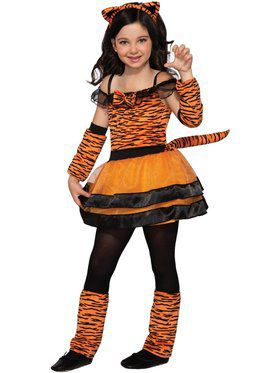 Tiger Cub Classic Child Costume