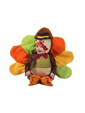 Turkey Tommy Child Costume