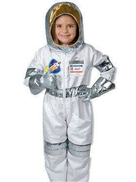 Astronaut Role Play Set Kids Costume