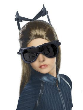 Childrens Batman The Dark Knight Rises Catwoman Wig