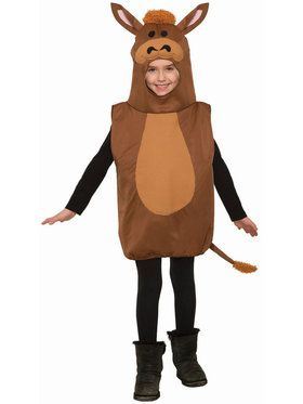 Children's Classic Camel Costume