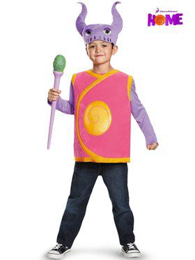 Childrens Captain Smeck Deluxe Boys Costume