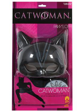 Childrens Catwoman Blister Kit