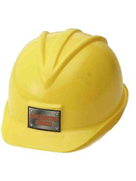 Kids Construction Worker Hat