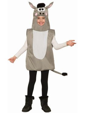 Children's Classic Donkey Costume