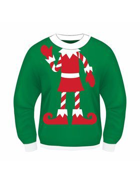 Children's Elf Sweater