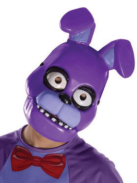 Children's Five Nights at Freddy's Bonnie 1/2 Mask