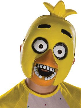 Childrens Five Nights at Freddy's Chica 1/2 Mask