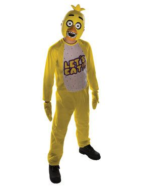 Childrens Five Nights at Freddy's Chica Costume