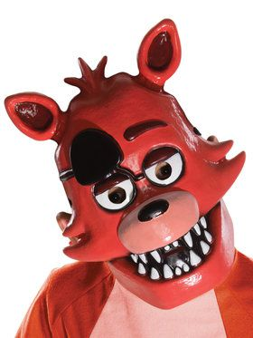Childrens Five Nights at Freddy's Foxy 1/2 Mask