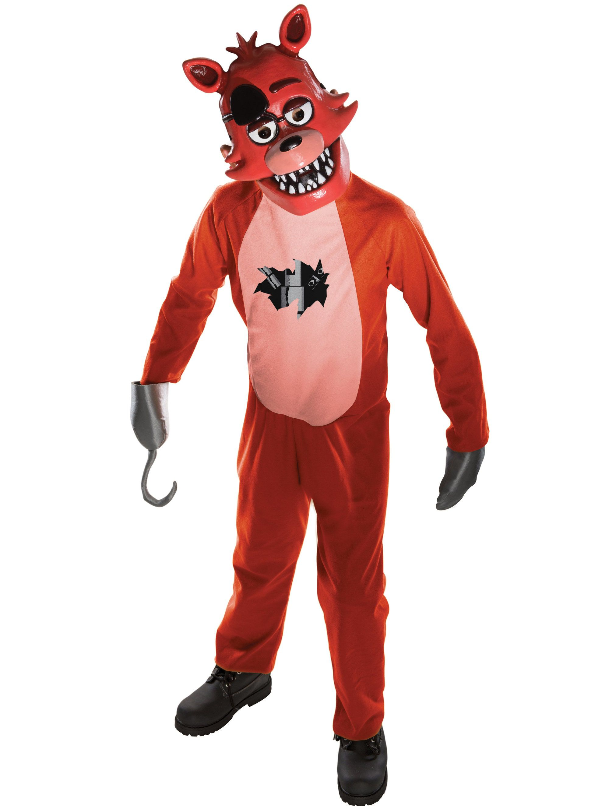 Childrens Five Nights at Freddyu0027s Foxy Costume  sc 1 st  Wholesale Halloween Costumes & Childrens Five Nights at Freddyu0027s Foxy Costume - Boys Costumes for ...