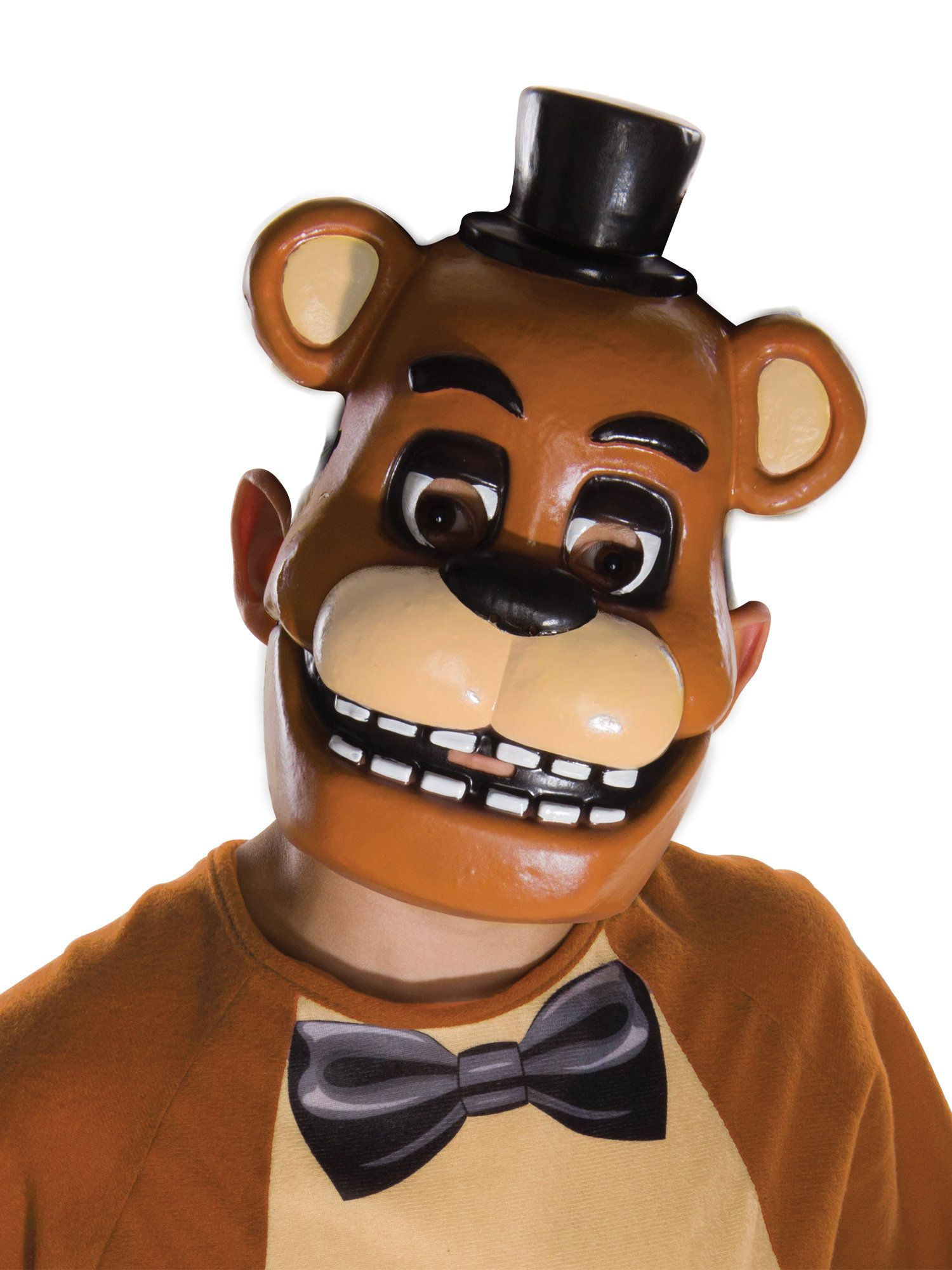 Five Nights At Freddy S Bedroom Decor: Childrens Five Nights At Freddy's Freddy 1/2 Mask