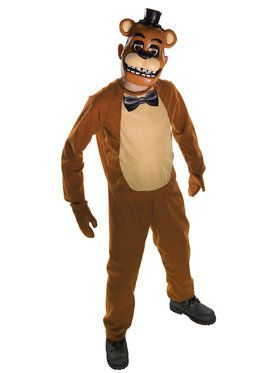Childrens Five Nights at Freddy's Freddy Costume