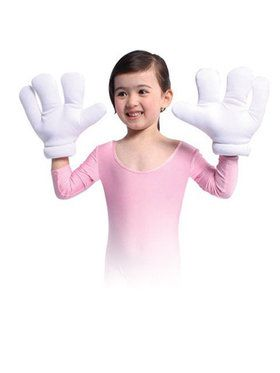 Children's Jumbo Cartoon Gloves