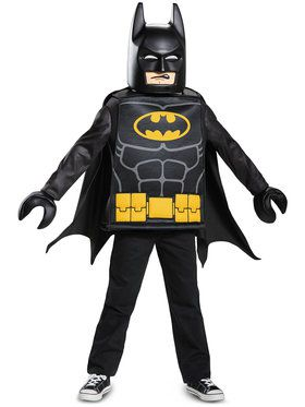 Childrens LEGO Batman Costume