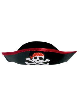 Children's Pirates Treasure Pirate Hat