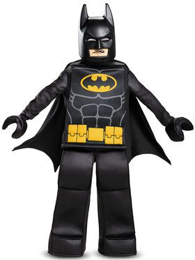 Childrens Prestige LEGO Batman Costume