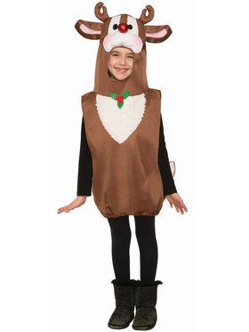 Children's Classic Reindeer Costume