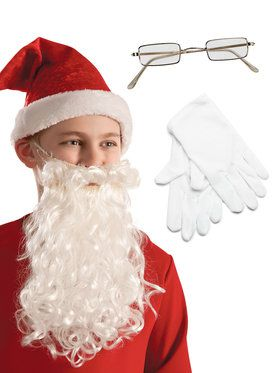 Santa Kit For Kids
