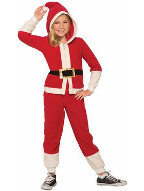 Childrens Santa Jumper