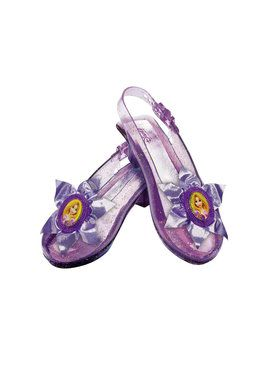 Childrens Sparkle Rapunzel Shoes