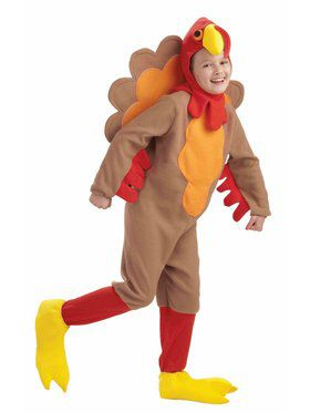 Children's Turkey Classic Costume