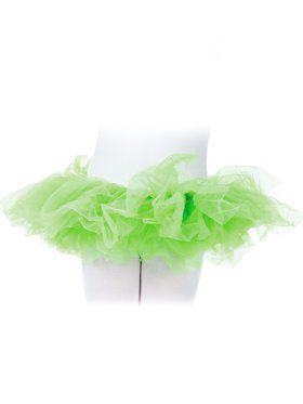 Children's Tutu Green