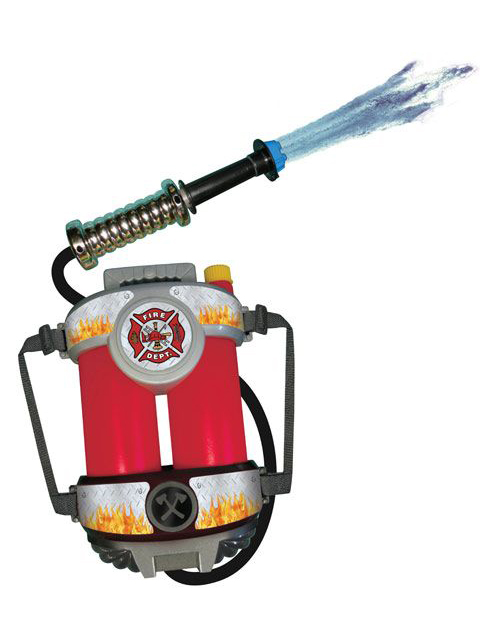 Aeromax Kids Fire Hose Supersoaker Backpack