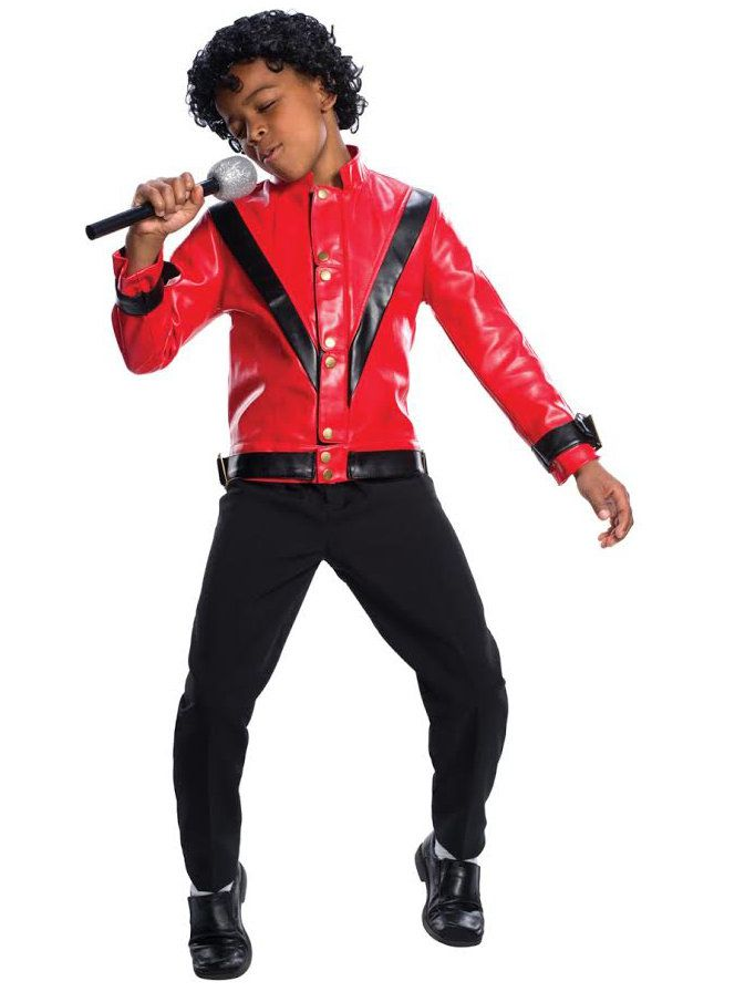 a349c9270 Childs Michael Jackson Thriller Jacket - Boys Costumes for 2018 ...