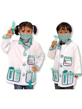 Child's Physician Costume