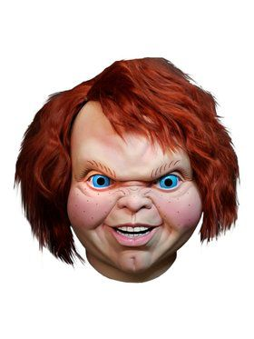 Child's Play 2 Evil Adult Chucky Mask