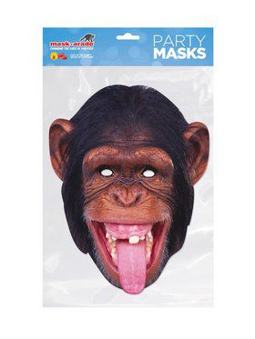 Face Mask - Chimp