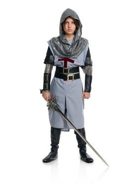 Boy's Chivalrous Knight Costume