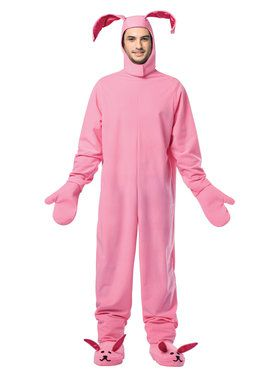 Christmas Bunny Adult Costume
