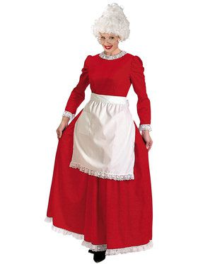 Christmas Charmer Womens Costume