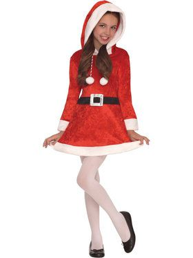 Christmas Darling Girl's Costume