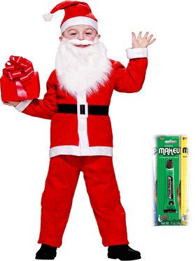 Christmas Mr. Foul One Green Character Kid's Kit