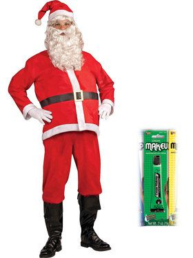 Mr. Mean One Christmas Character Kit