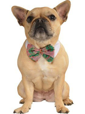 Christmas Bow Tie for Pets