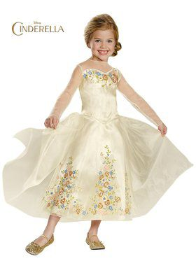Cinderella Movie Deluxe Wedding Dress
